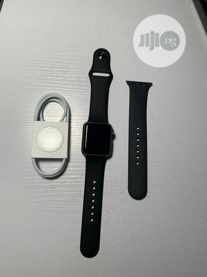 Apple Watch Series 1 38mm Black | Smart Watches & Trackers for sale in Oyo State, Ibadan