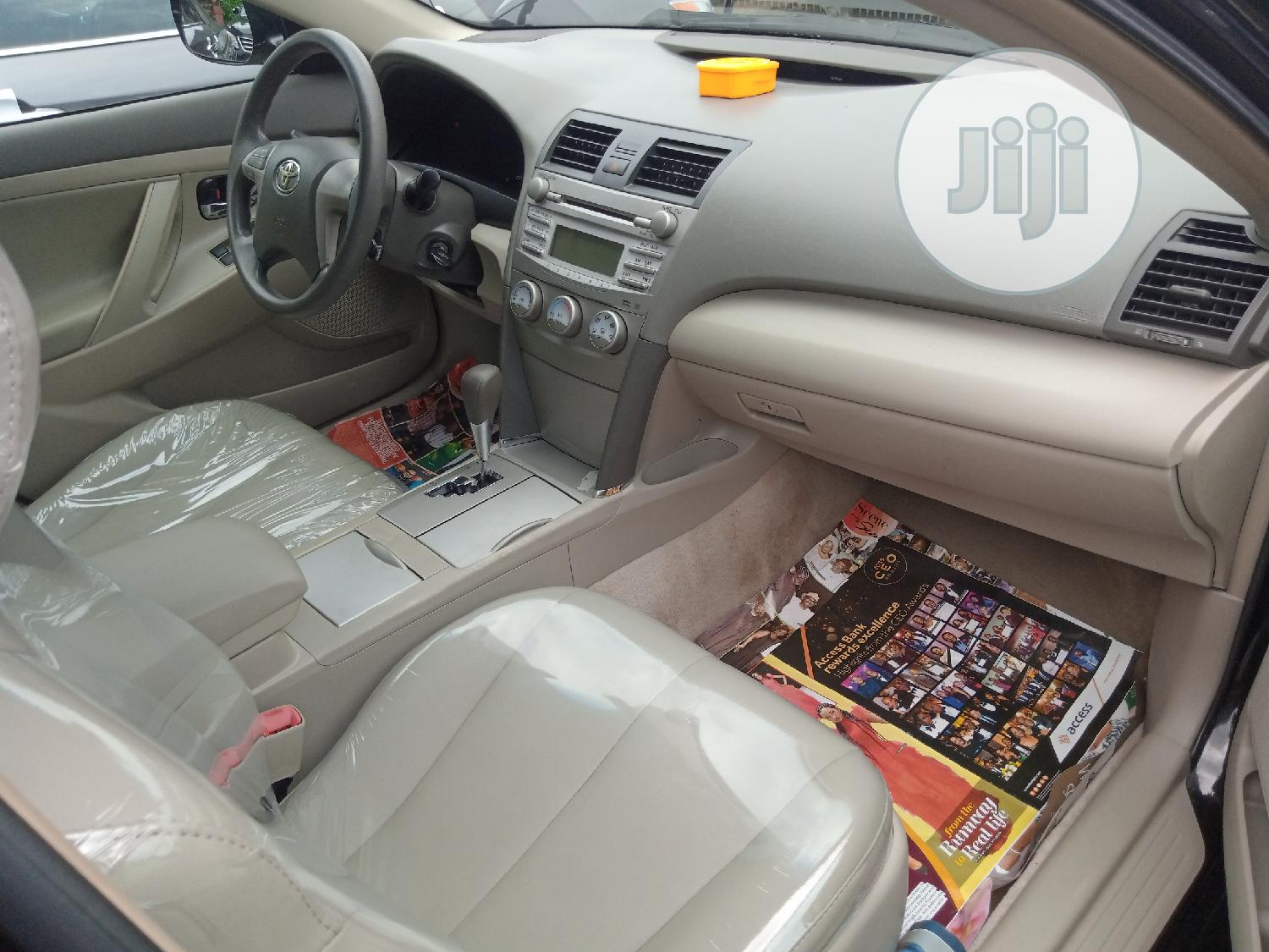 Toyota Camry 2011 Black   Cars for sale in Apapa, Lagos State, Nigeria