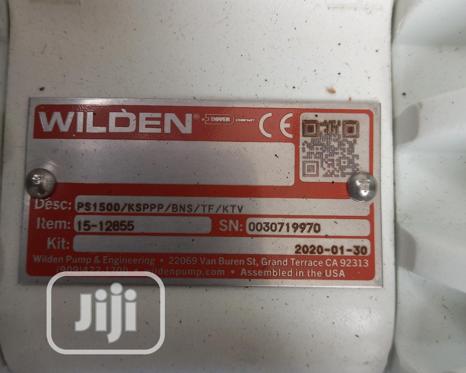 Wilden Pump.3inch Teflon   Manufacturing Equipment for sale in Port-Harcourt, Rivers State, Nigeria
