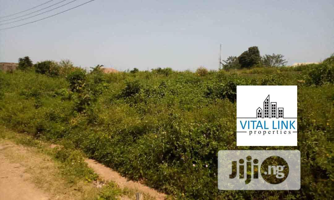 A Plot of Land Is Available for Sale at Owode-Ede