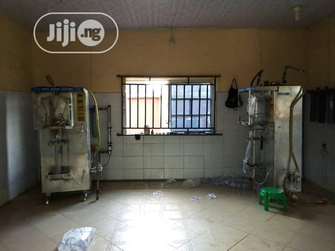 Table Water Factory For Lease In Awka | Commercial Property For Rent for sale in Awka, Anambra State, Nigeria