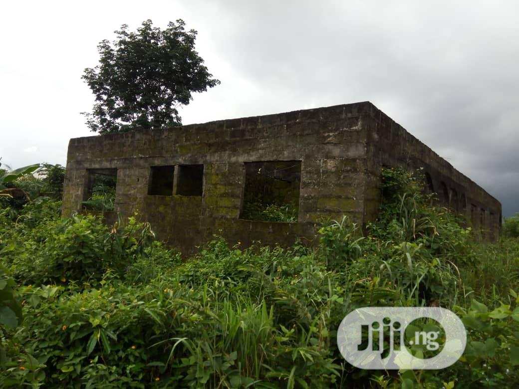 Uncompleted Building for Sale