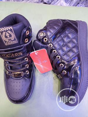 Black High Top Sneakers for Girls | Children's Shoes for sale in Lagos State, Lagos Island (Eko)