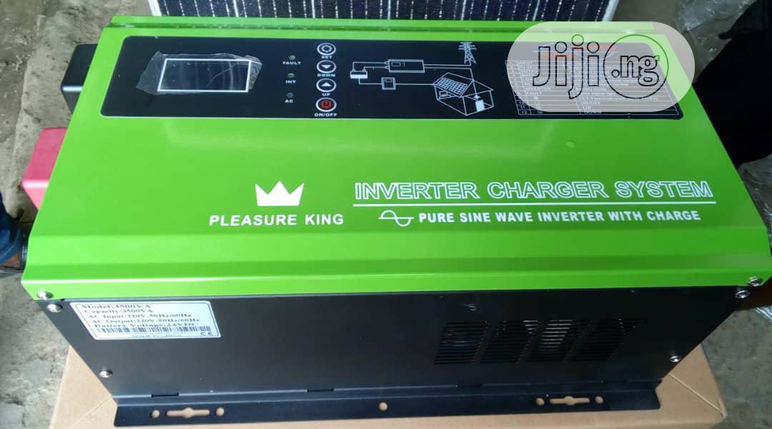 3.5kva Inverter Machine