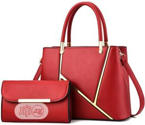 Ladies Quality Leather Handbag | Bags for sale in Abuja (FCT) State, Wuse 2
