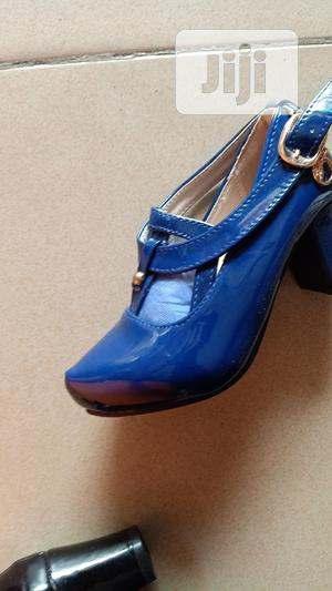 Blue Dress Shoe for Girls   Children's Shoes for sale in Lagos State, Lagos Island (Eko)