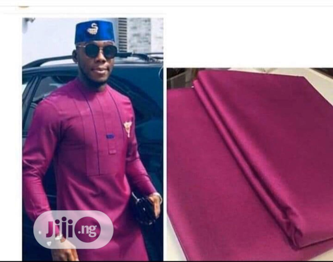 Damask Vs Cashmere | Clothing for sale in Alimosho, Lagos State, Nigeria