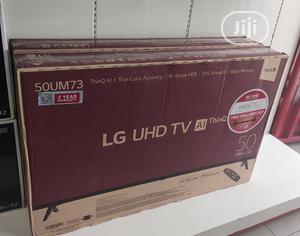 Direct Korea>LG 50''inch UHD 4K Smart+Satellite Tv Bluetooth | TV & DVD Equipment for sale in Lagos State, Ojo
