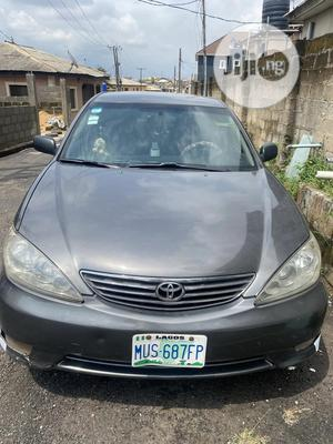 Toyota Camry 2006 2.4 XLi Automatic Gray | Cars for sale in Lagos State, Ifako-Ijaiye