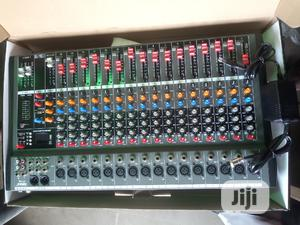 Professional Portable Mixing Console 16channel | Audio & Music Equipment for sale in Lagos State, Mushin