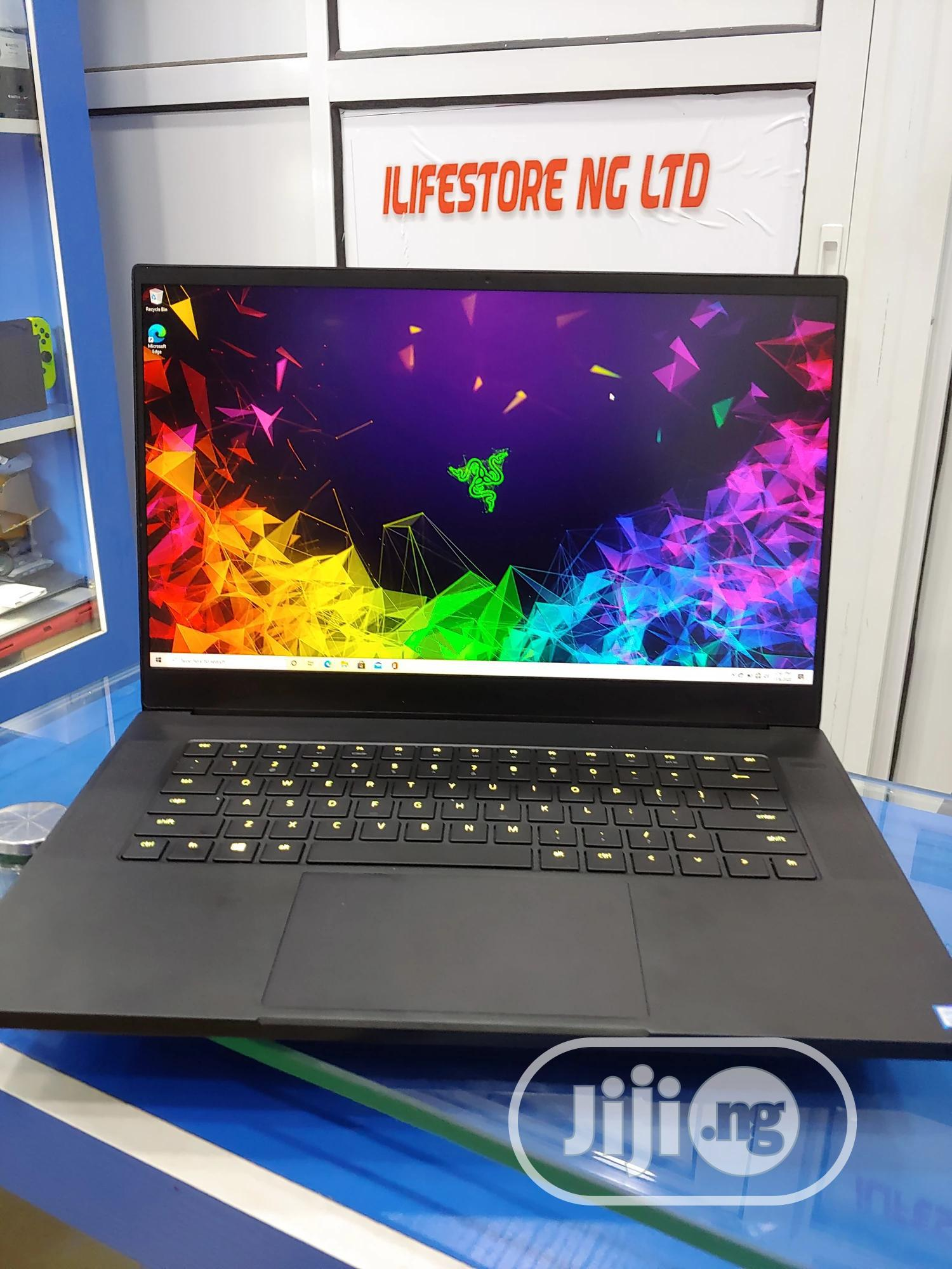 Laptop Razer Blade 16GB Intel Core i7 SSD 512GB