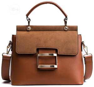Pure Leather Hand Bag | Bags for sale in Abuja (FCT) State, Wuse 2