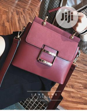 Ladies Pure Leather Quality Hand Bag | Bags for sale in Abuja (FCT) State, Wuse 2