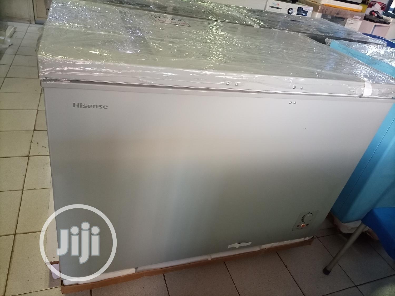 Archive: Hisense Chest Freezer