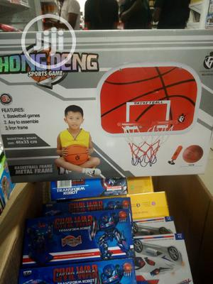 Basket Ball Metal Frame | Toys for sale in Lagos State, Victoria Island