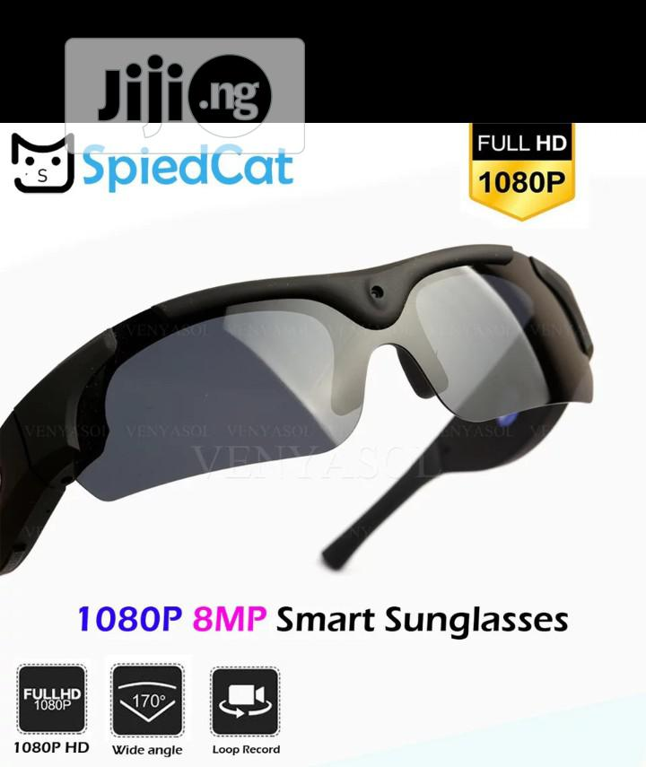 Secret Security Spy Glass With 1080P Camera | Security & Surveillance for sale in Ibadan, Oyo State, Nigeria