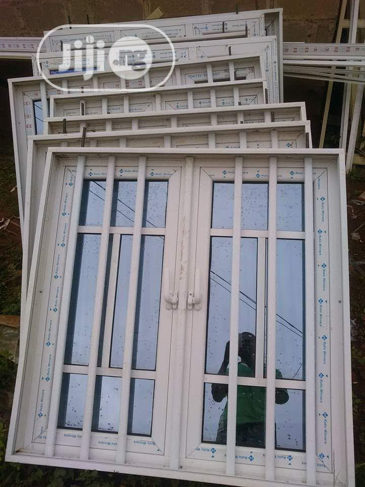 Archive: Aluminum Window And Partition