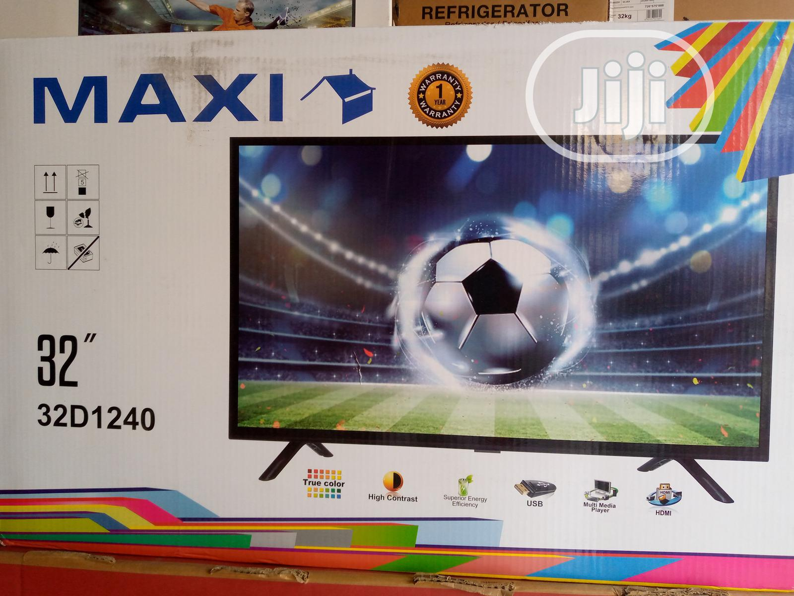 Maxi 32 Inches LED TV