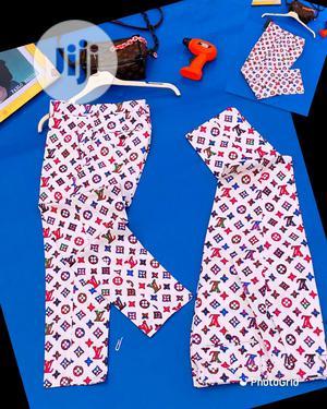 Original Louis Vuitton Trouser   Clothing for sale in Lagos State, Lagos Island (Eko)