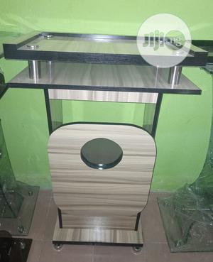 Super Quality Wooden Church Pulpit Stand   Furniture for sale in Abuja (FCT) State, Jabi