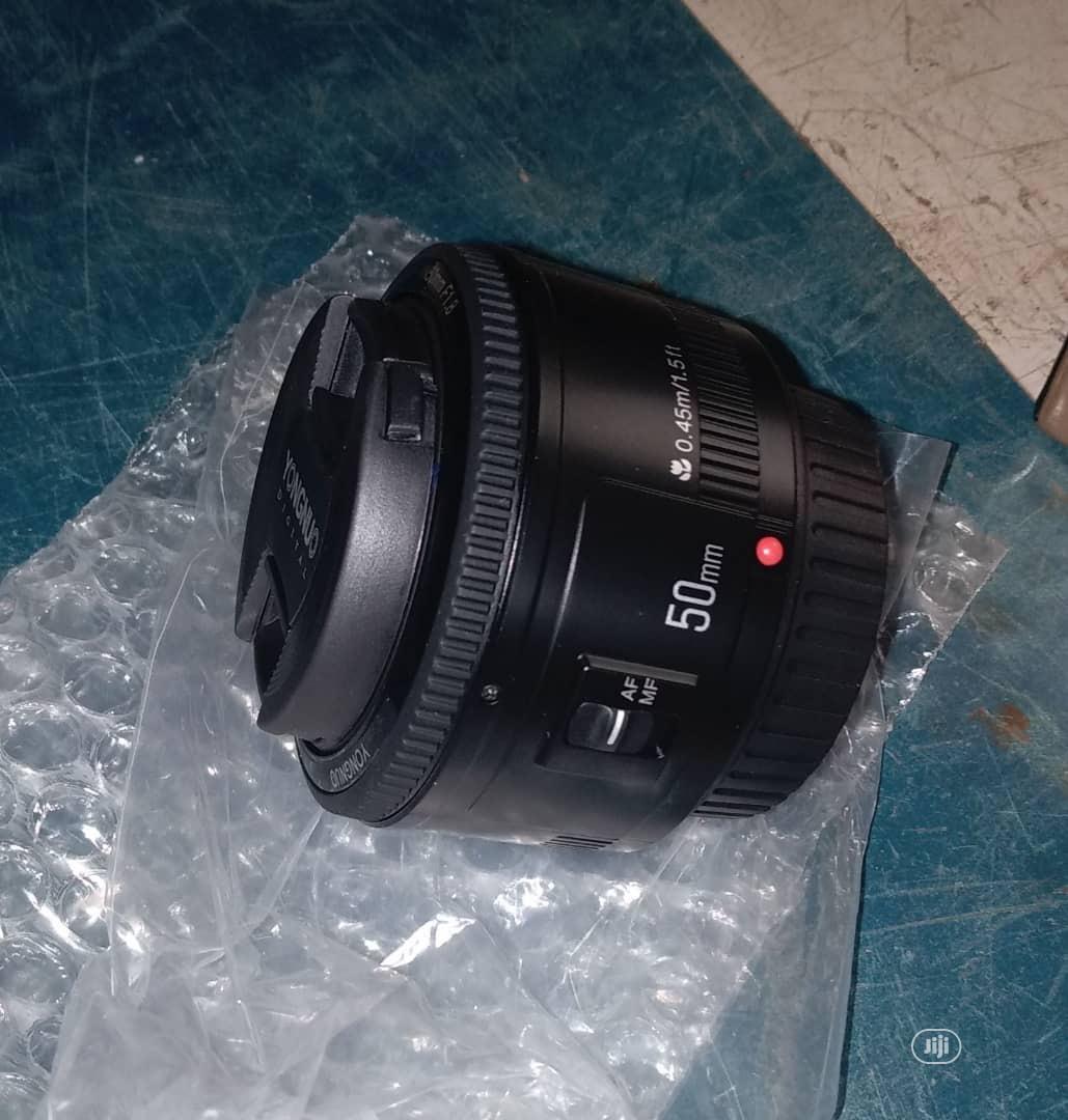 Archive: Yongnou 50mm Prime Lens F1/8
