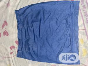 Short Jean Skirt   Clothing for sale in Abuja (FCT) State, Apo District