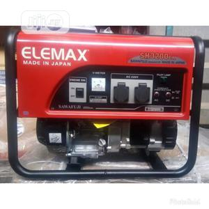 Elemax Generator SH-3200 | Electrical Equipment for sale in Lagos State, Ojo