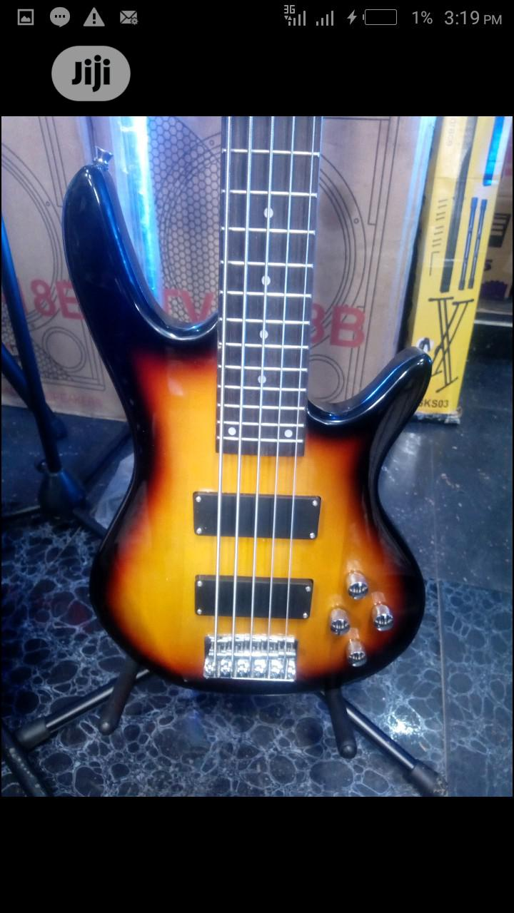 Bass Guitar 5string | Musical Instruments & Gear for sale in Ojo, Lagos State, Nigeria