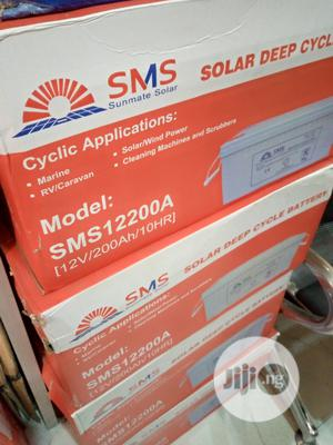 Sms 200a Battery | Solar Energy for sale in Lagos State, Surulere
