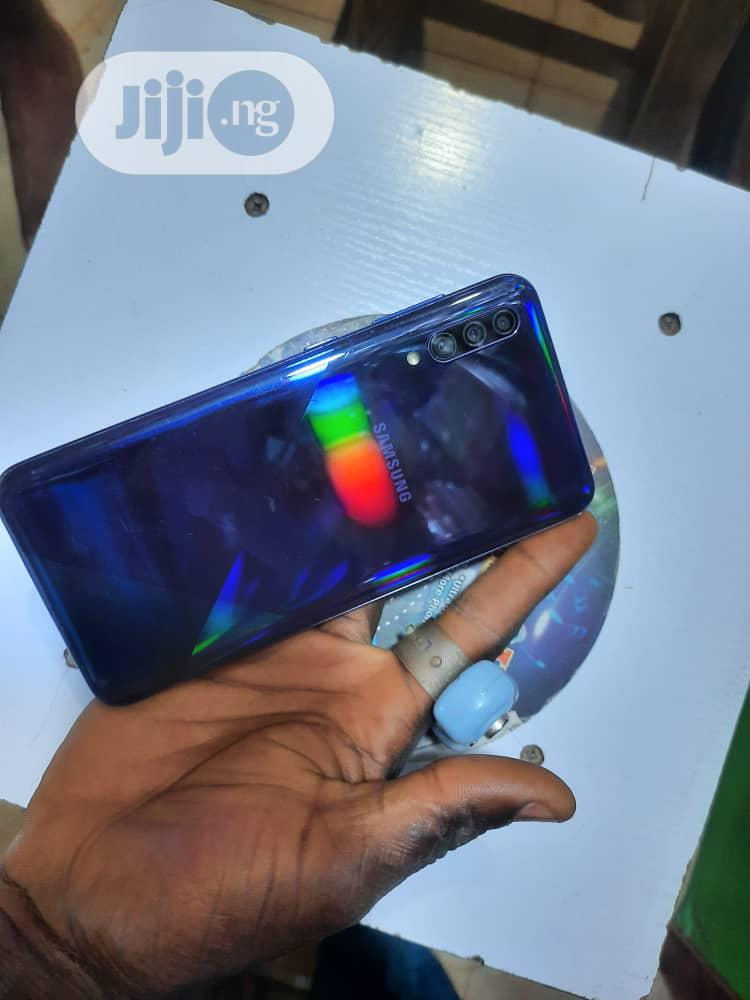 Samsung Galaxy A50 128 GB Blue | Mobile Phones for sale in Wuse, Abuja (FCT) State, Nigeria