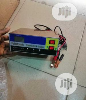 Automatic Battery Charger 12v/24v Dc | Solar Energy for sale in Lagos State, Ikeja