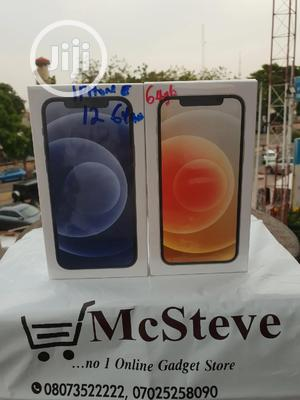 New Apple iPhone 12 64 GB Black | Mobile Phones for sale in Abuja (FCT) State, Wuse 2