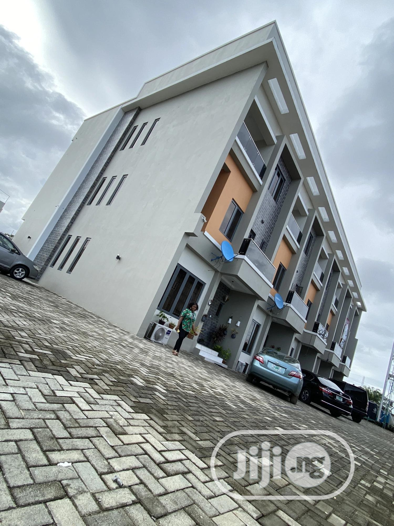 Spacious And New 4bedroom Terrace House For Sales At Ajah
