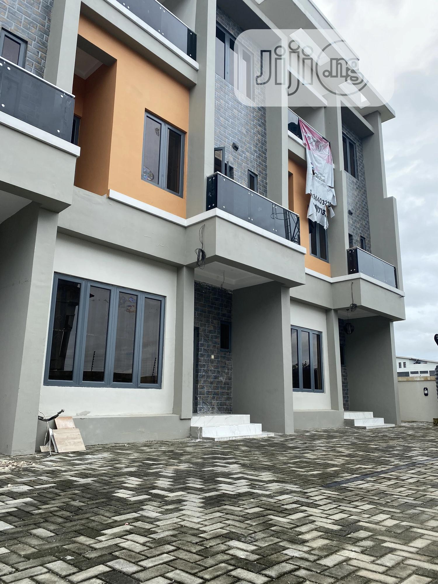 Spacious And New 4bedroom Terrace House For Sales At Ajah | Houses & Apartments For Sale for sale in Ajah, Lagos State, Nigeria