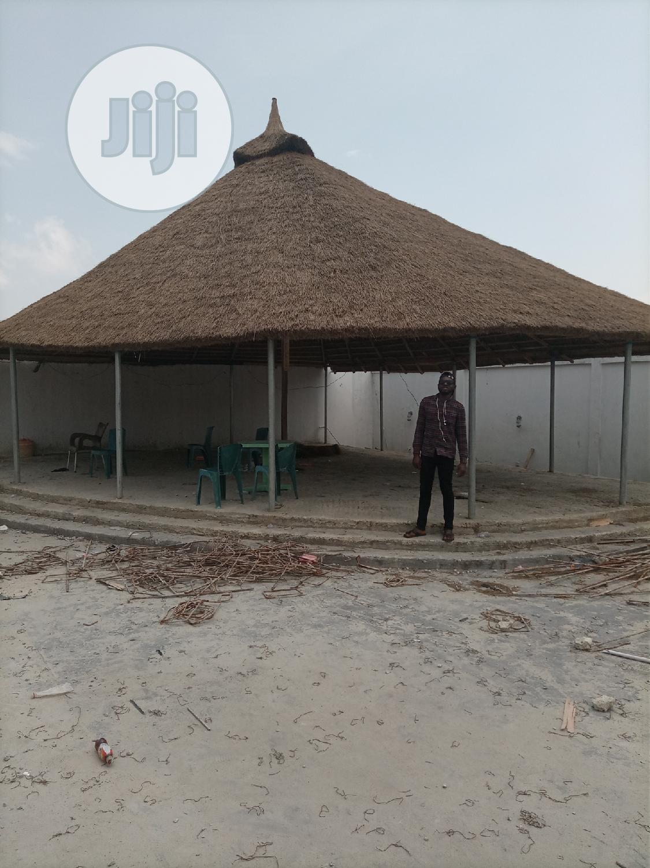 Attractive Gazebo Bush Bar Hut | Garden for sale in Amuwo-Odofin, Lagos State, Nigeria