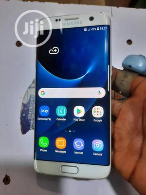 Samsung Galaxy S7 edge 64 GB Silver   Mobile Phones for sale in Abuja (FCT) State, Wuse