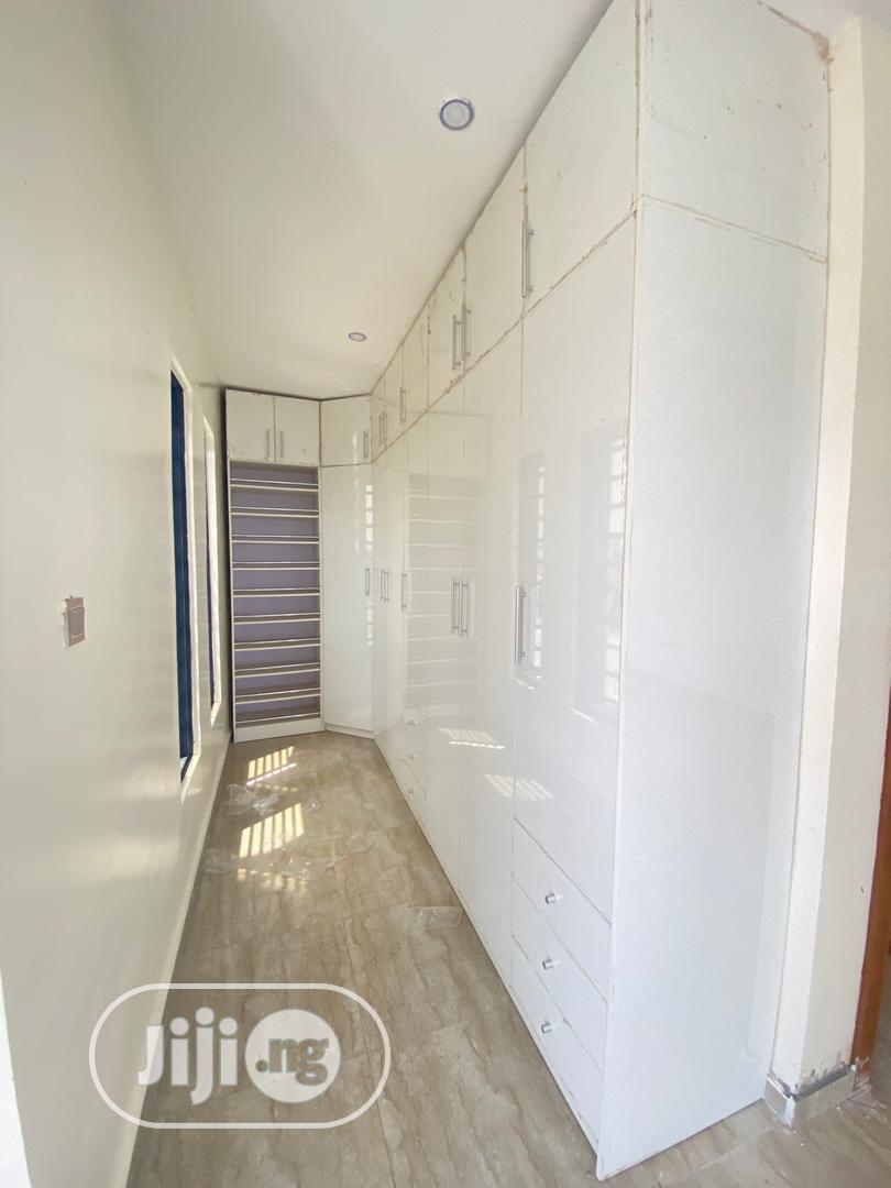 Archive: 5 Bedroom Fully Detached Duplex With Bq Located At Lekki.