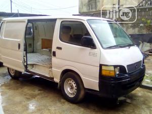 Toyota HiAce 2005 White | Buses & Microbuses for sale in Lagos State, Alimosho