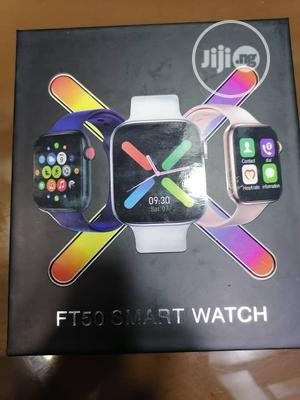 FT50 Smart Watch.   Smart Watches & Trackers for sale in Lagos State, Gbagada