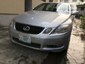 Lexus GS 2007 300 Silver | Cars for sale in Lagos State, Ikeja