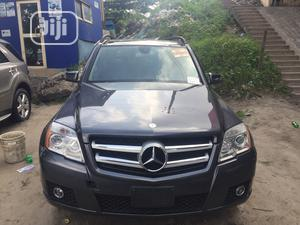 Mercedes-Benz GLK-Class 2011 350 4MATIC Gray | Cars for sale in Lagos State, Apapa