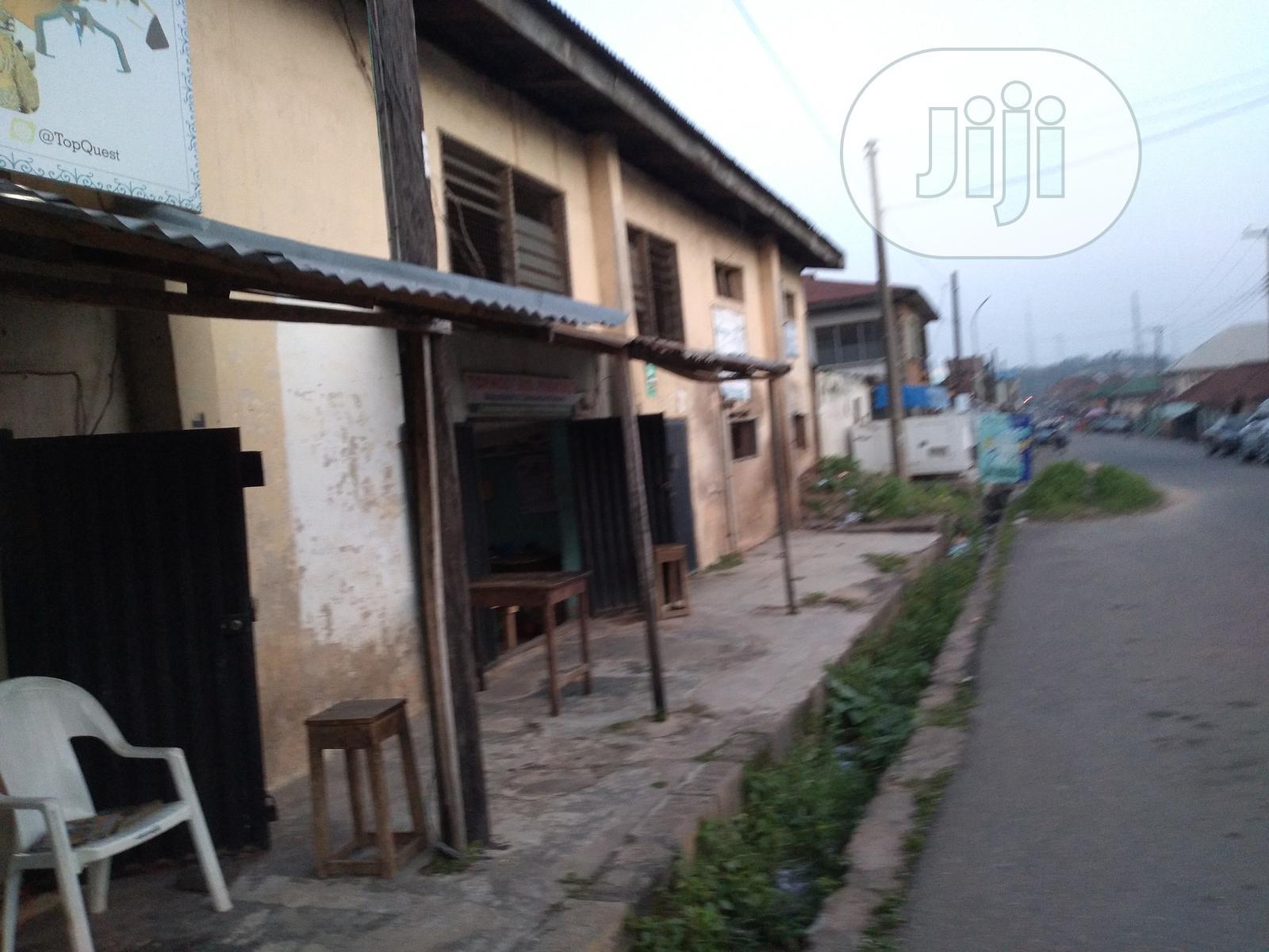 Office/Shop Space At Mokola Ibadan