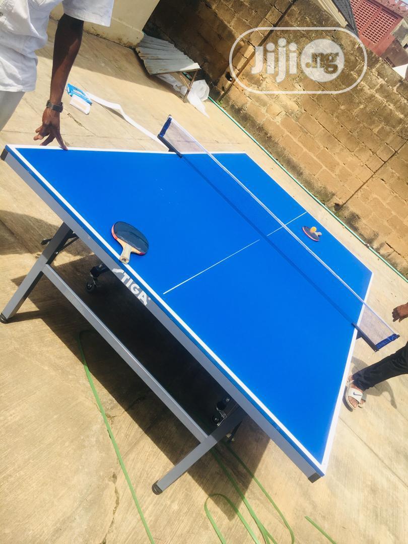International Standard Table Tennis Board Waterproof