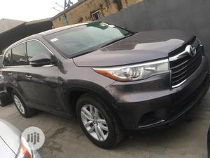Toyota Highlander 2015 Brown | Cars for sale in Lagos State, Lekki
