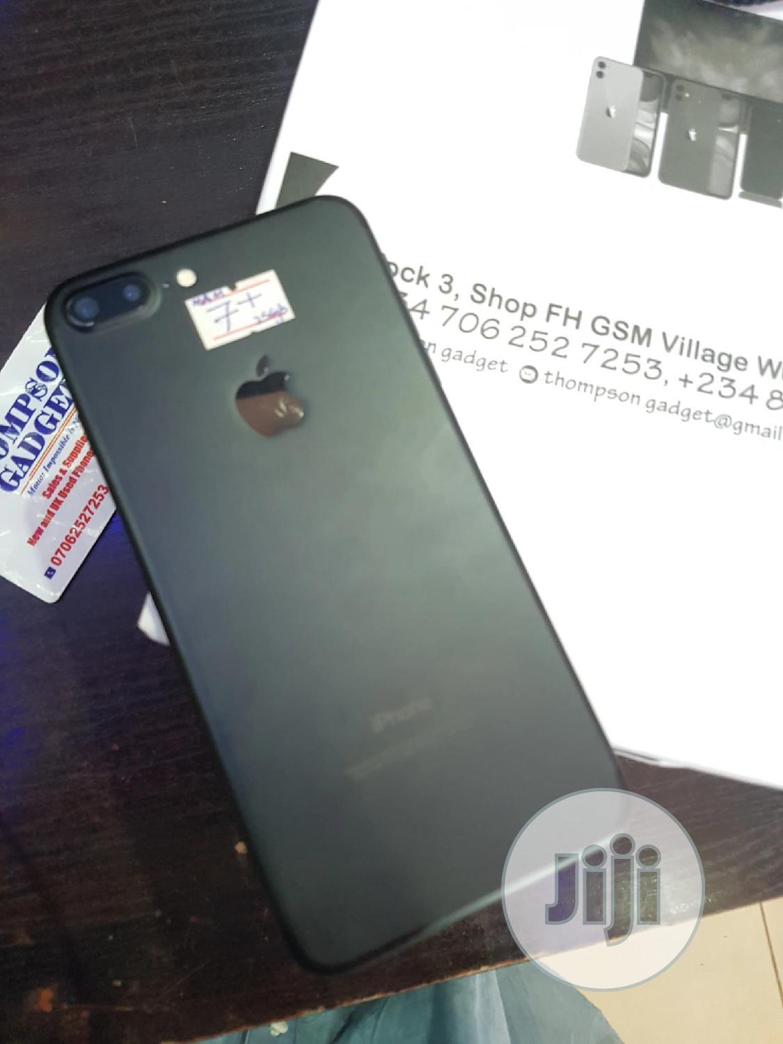 Apple iPhone 7 Plus 256 GB Black | Mobile Phones for sale in Wuse, Abuja (FCT) State, Nigeria