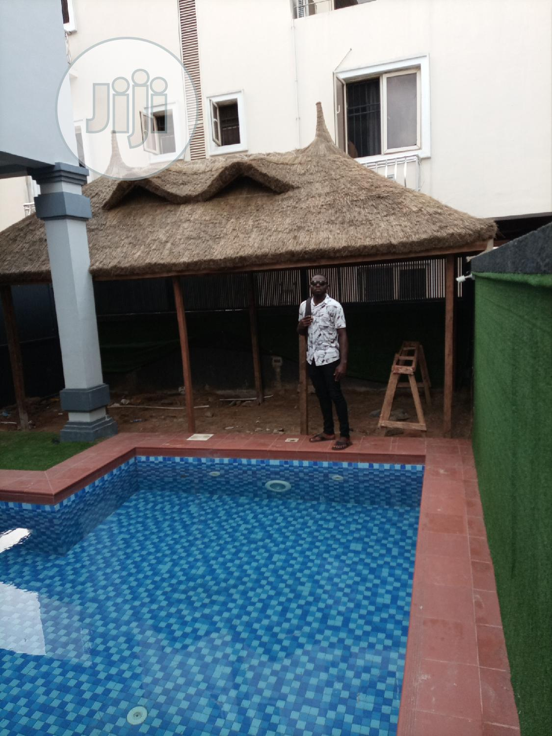 Vip Gazebo Bush Bar Hut | Garden for sale in Oshodi, Lagos State, Nigeria