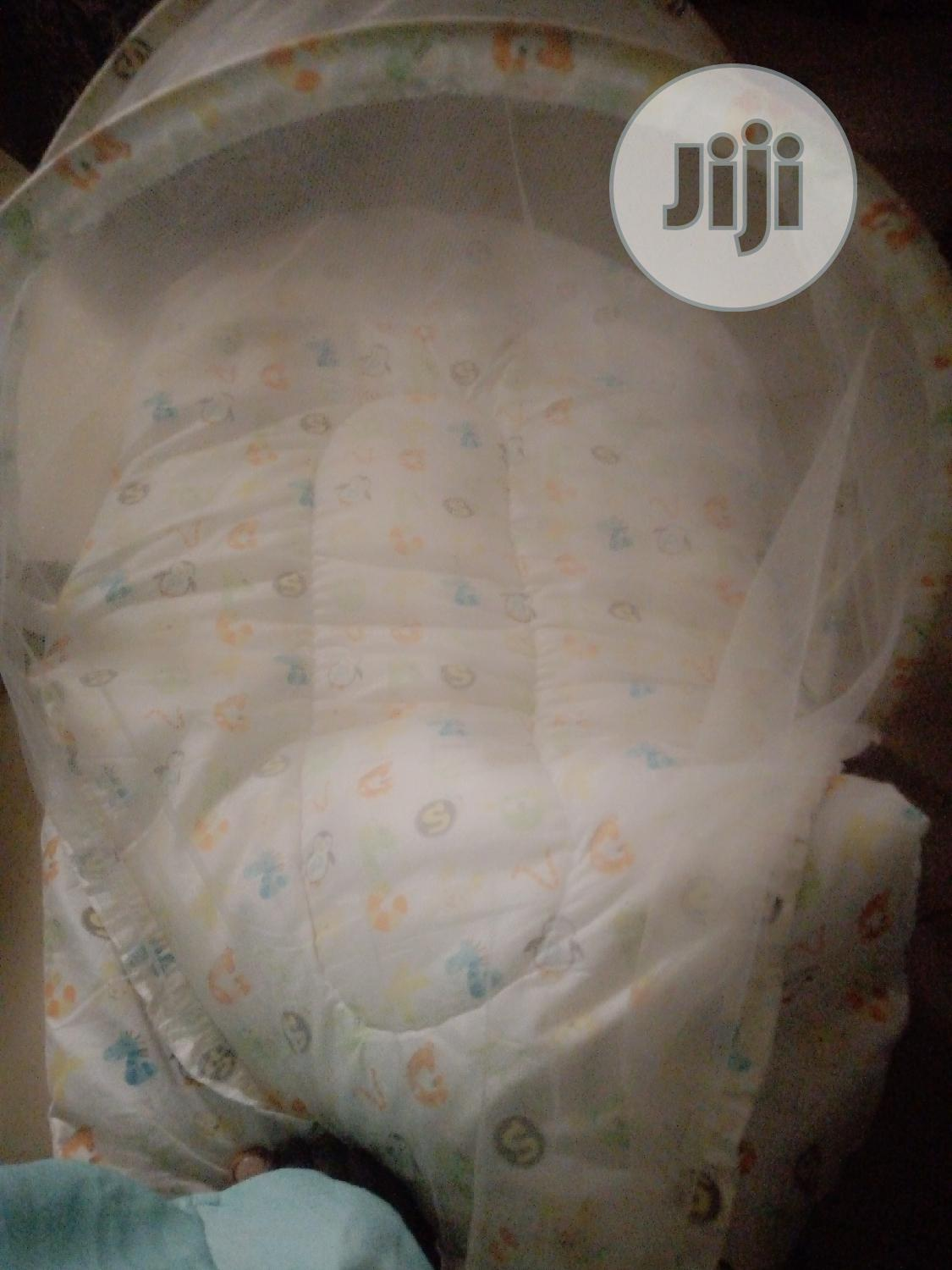 Archive: A Baby Bed