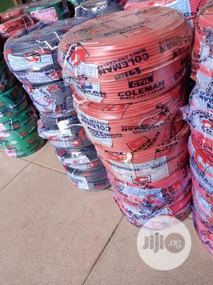 2.5mm Single Core Pure Copper Coleman Cables Nigeria   Electrical Equipment for sale in Ogun State, Obafemi-Owode