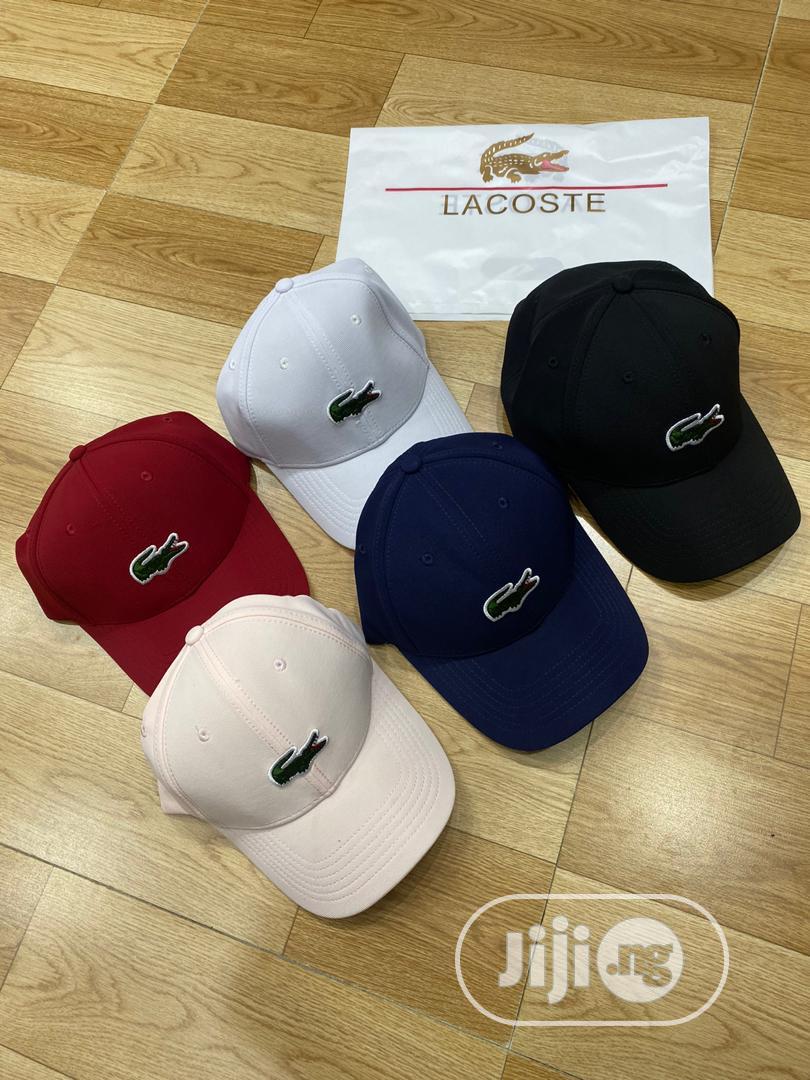Original Lacoste Cap