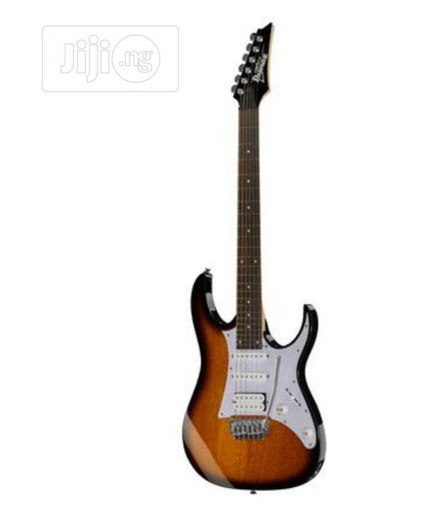 Archive: Ibanez GRG140-SB Lead Guitar